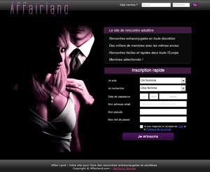 Affairland, le site de rencontre mariée qu'il vous faut
