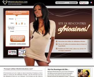 Avis et critique du site AfroIntroductions