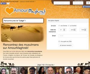 Amour Maghreb, le spécialiste de la rencontre musulmane