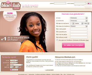 Avis et critique du site Blacklub