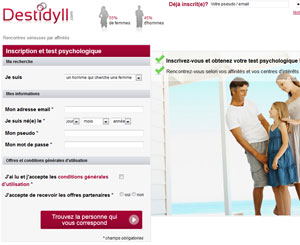 Avis et critique du site Destidyll, Parents solo