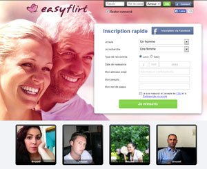 Easyflirt version senior