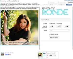 Avis et critique du site Rencontre Ronde