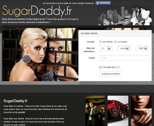 Avis et critique du site Sugardaddy